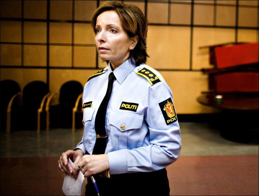 - UNGE MENN FRA ANDRE LAND: Det sier Hanne Kristin Rohde i Oslo-politiet. Foto: Marte Vike Arnesen