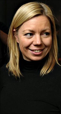 - SER IKKE BRA UT: Det mener Trine Eilertsen, redaktør i Bergens Tidene. Foto: Eirik Brekke