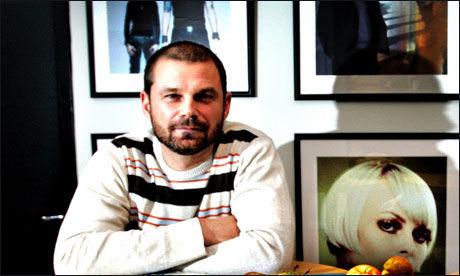Bjørn Rogstad er glad for utfallet av Pirate Bay-dommen. Foto: Jan Petter Lynau