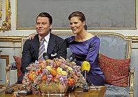Kongelig bryllupsrush til Stockholm