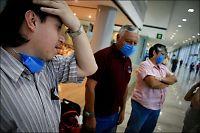 Redselen sprer seg i Mexico City