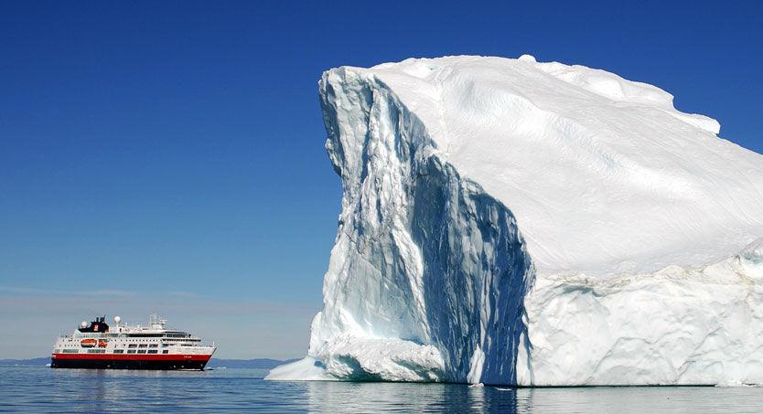 Dumper prisen på Grønland-cruise - Reiseliv - VG