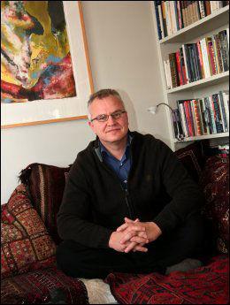 SKAPER FURORE: Påtroppende direktør i fredsforskningsinstituttet Prio, Kristian Berg Harpviken. Foto: Scanpix