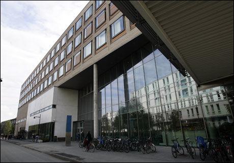 TAR PRØVER: De to pasientene er innlagt her på St. Olavs Hospital. Foto: Scanpix