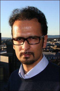 TRENGER INTERNASJONALT PRESS: Mahmood Amiry-Moghaddam i Iran Human Rights sier internasjonal oppmerksomhet om dødsdømte mindreårige er viktig og nødvendig for å øve press på iranske myndigheter. Foto: Stian Eisenträger