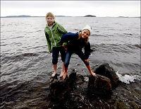 Skolebarn lærer ikke å svømme