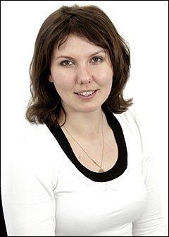 STATSSEKRETÆR: Gry Larsen gjorde rede for Norges holdning til henrettelse av mindreårige lovbrytere overfor Irans ambassade. Foto: UD