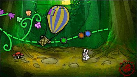 Konseptskisse fra Tumbleweed-spillet Umami. Foto: TUMBLEWEED