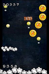 Skjermbilde fra Iphone-spillet Skybound. Foto: TUMBLEWEED