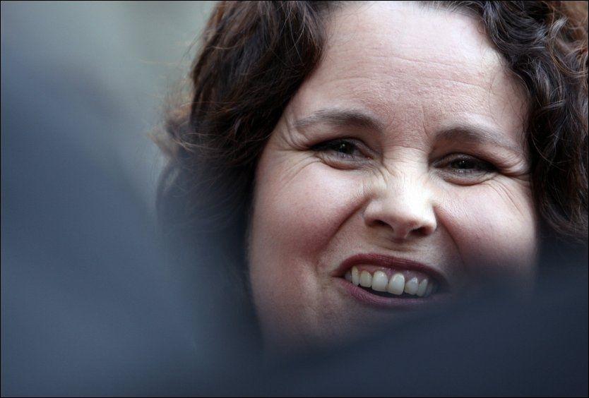 MÅ MØTE: Nærings- og handelsminister Sylvia Brustad må møte i Stortingets kontroll- og konstitusjonskomité klokken 11.30 på onsdag. Foto: Scanpix