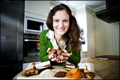 ERNÆRINGSFYSIOLOG: Gunn Helene Arsky. Foto: Marte Vike Arnesen.