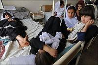 Gassgåte ved jenteskoler i Afghanistan