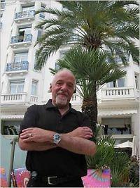 Coelho dreper for fote i Cannes!