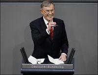 Horst Köhler gjenvalgt som Tysklands president