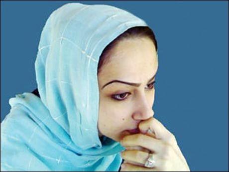 HENRETTET: Delara Darabi. Foto: Iran Human Rights