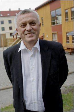 FORNØYD: Arild Olsen, administrerende direktør i Private barnehagers landsforbund, er svært fornøyd med dagens resultat. Foto: SCANPIX