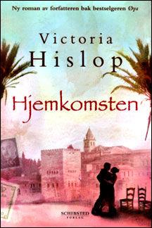 NY ROMAN fra Victoria Hislop. Foto: Faksimile, bokens forside (Schibsted Forlag)