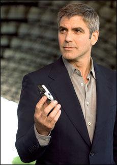 FAVORITT: Blir det neon gang film av Hislops bøker, ønsker forfatteren at George Clooney skal spille en sentral rolle. Foto: SMPSP