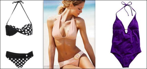 e7f0a320 Har du pæreform lønner det seg å unngå bikinishorts, dette vil bare dra  fokuset til bakenden. (modellen under er ikke valgt på bakgrunn av fasong,  ...