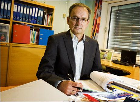 KRITISK: Leder Lars Ødegård i Bioteknologinemda. Foto: FRODE HANSEN