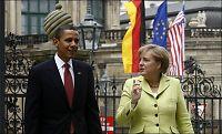 Obama: Irans leder bør besøke Buchenwald