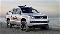 VW lanserer pickup i gigaklassen