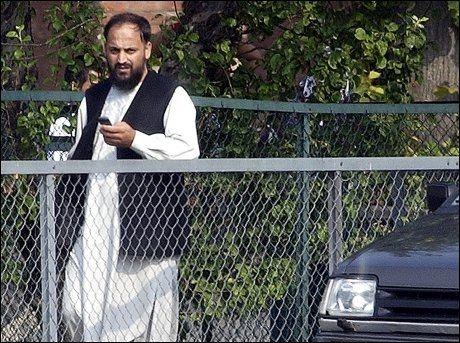 TALIBAN-MINISTER: Dette bildet av Abdul Rauf Mohammad ble tatt i Drammen i 2002. Foto: Helge Mikalsen