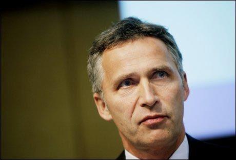 KAN NÅ TOPP FEM: Statsminister Jens Stoltenberg. Foto: Scanpix