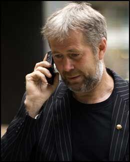 FÅR KRITIKK: Leder av politiets fellesforbundt, Arne Johannessen. Foto: Scanpix