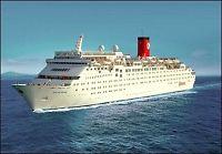 Cruiseskip satt i karantene etter H1N1-smitte