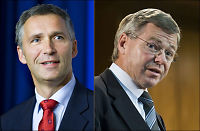 Stoltenberg-regjeringen får bedre karakterer enn Bondevik-regjeringen
