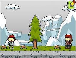 POPULÆRT PÅ E3: Nintendo DS-spillet «Scribblenauts». Foto: 5TH CELL/WARNER BROS