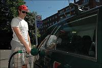 Dieselprisen stabil, bensinprisen stiger