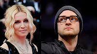 Justin Timberlake og Madonna knust over Michael Jacksons død
