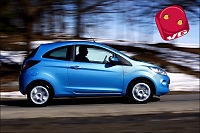 Test av Ford Ka: Sporty og upraktisk