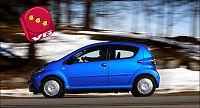 Test av Toyota Aygo: Lettkjørt og praktisk