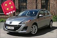 Test av Mazda 3: Mer moderne modell