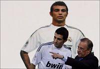 Real-Perez legger press på Adidas