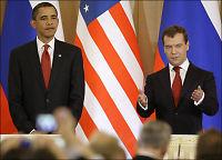 Obama og Medvedev vil kutte antall atomvåpen dramatisk