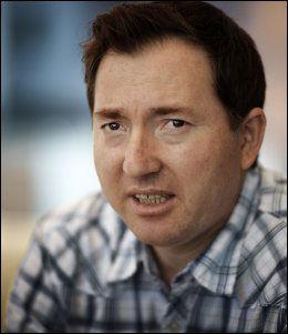 BEKYMRET: Abdusemed Abla, uighurenes talsmann i Norge. Foto: Tore Kristiansen