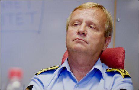 KRMINALSJEF: Bjørn Arne Tronier. Foto: Scanpix