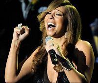 Knust Mariah: - Nesten umulig for meg å synge