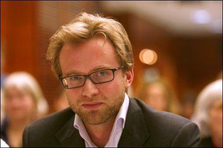 - USERIØST: Nikolai Astrup og Høyre er ikke imponert over sin mulige samarbeidspartner. Foto: Cornelius Poppe / SCANPIX