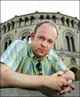 POLITIKER: Jørund H. Rytman. Foto: Frode Hansen