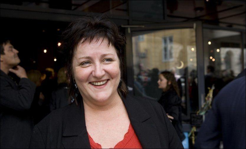 FRITTALENDE: Anne B. Ragdeforteller at hun har et avslappet forhold til Se og Hør. Foto: VG