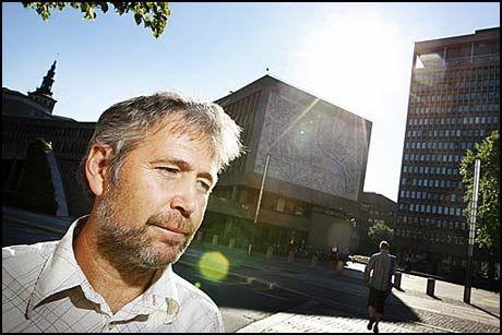KRITISK: Arne Johannessen, leder av Politiets Fellesforbund. Foto: Scanpix