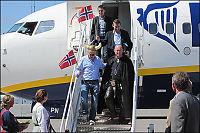 - Moro at SAS har sunket ned på Ryanairs nivå