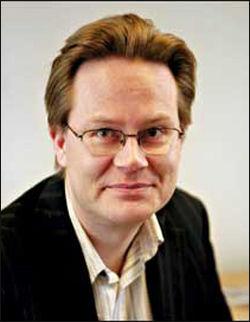 REFSER ERNA: Jan Arild Snoen, Minerva. Foto: Minerva