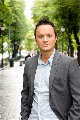 STØTTER ERNA: Stortingskandidat Andre Dahl (Høyre). Foto: Høyre