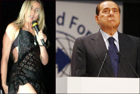 FARLIG?: Prostituerte Patrizia D'Addario har ydmyket den italienske statsministeren kraftig denne sommeren. Nå beskyldes hun for drapsforsøk. Foto: EPA/AP